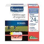 STARWAX 655 - 3 maišeliai po 200 gramų