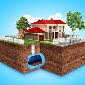 kanalizacijos vandenys