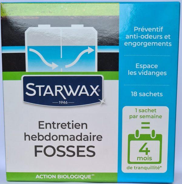 bakterijos starwax 656
