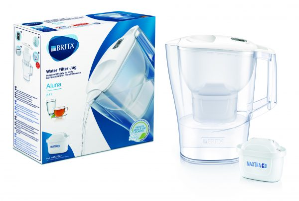 Brita vandens filtravimo ąsotis