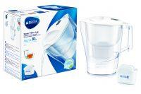 BRITA vandens filtravimo ąsotis Aluna - Baltas, 3,5L