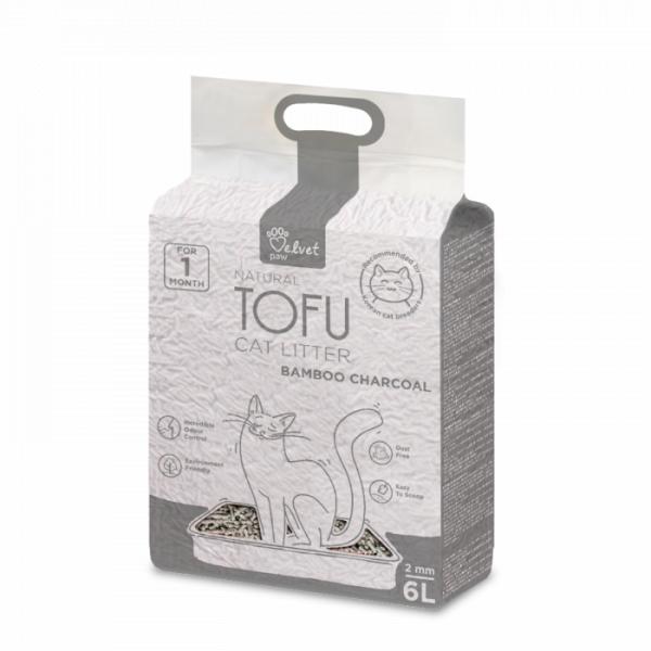 tofu kačių kraikas